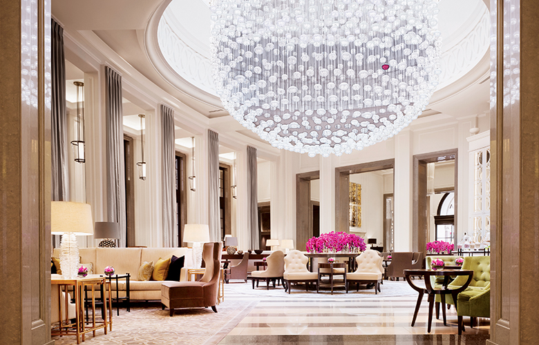 Corinthia London Hotel | 5 Star Hotel Interior Design | LuxDeco Style Guide