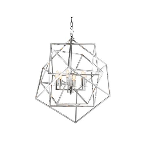 Matrix Lantern - Silver