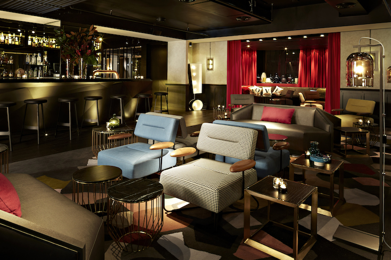 Gentlemen's Club Interior Design - Furniture & Decor - LuxDeco Style Guide