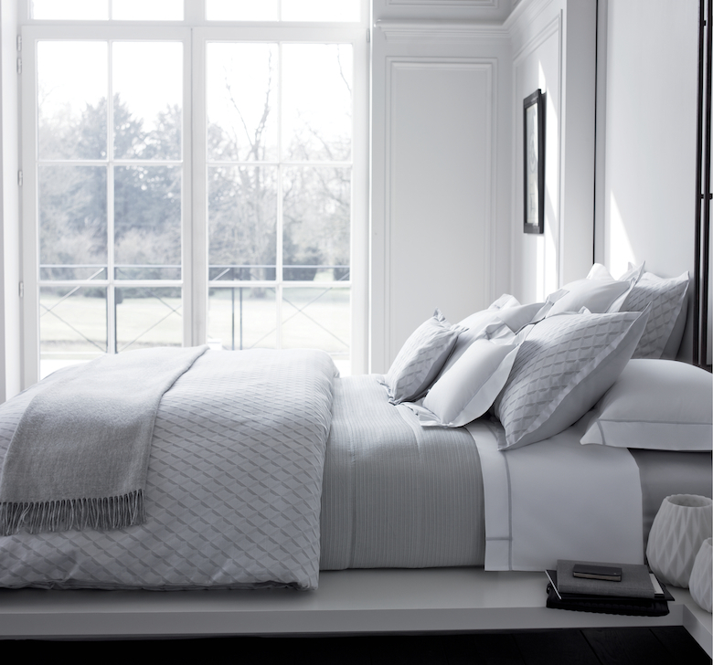How To Choose Bedding - How to Choose the Best Duvets - What does tog mean - Luxury Bed Linen Buying Guide - LuxDeco Style Guide