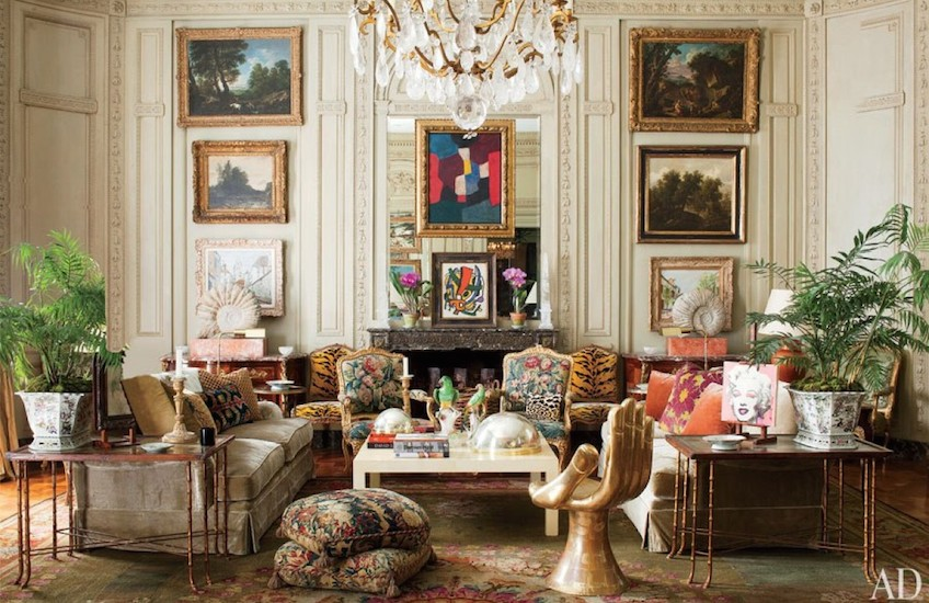 Top 10 Decorative Interior Designers Around the World | LuxDeco.com Style Guide