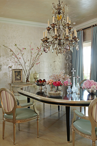 10 Types of Luxury Dining Room Styles | Dining Room Ideas | LuxDeco.com Style Guide