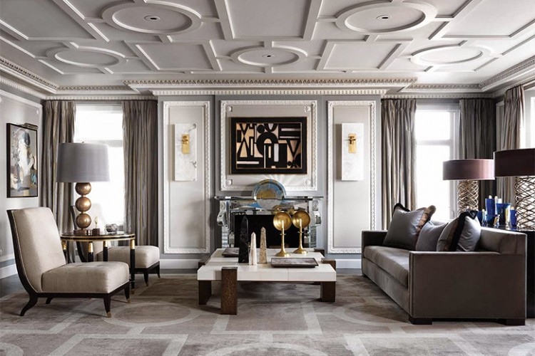 manhattan interior decorators interior design Jean-Louis Deniot - Top 10 French Interior Designers To Know - Style Guide  LuxDeco