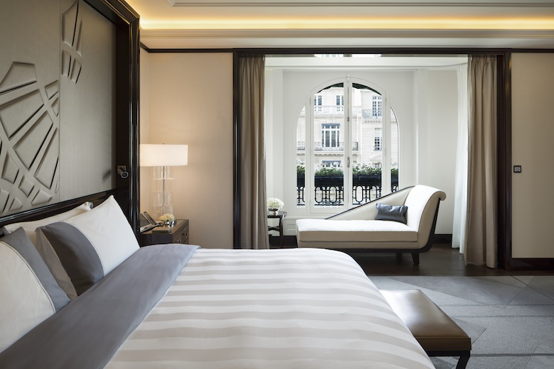 The Peninsula Paris Interiors | Luxury Hotel Interiors | LuxDeco.com Style Guide