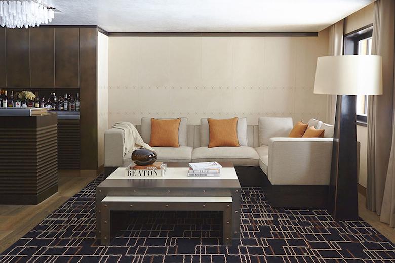 Spinocchia Freund: Alpine Chalet Interior Design | LuxDeco.co Style Guide