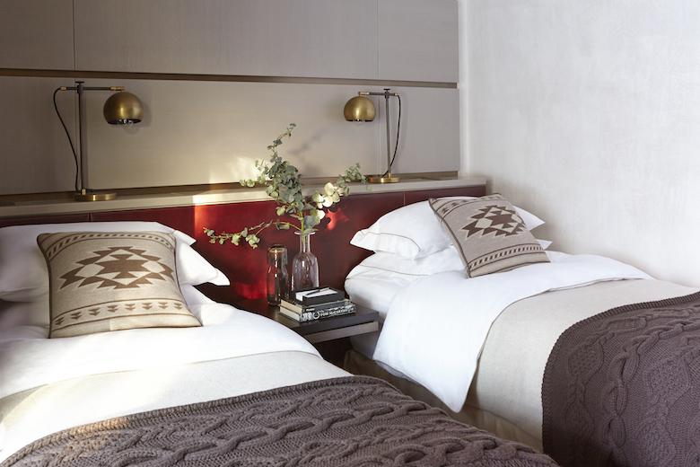 Spinocchia Freund: Alpine Chalet Interior Design | LuxDeco.com Style Guide