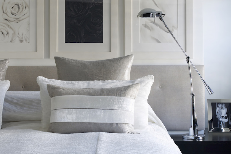 How To Get The Kelly Hoppen Interior Design Style - Read more on LuxDeco Style Guide