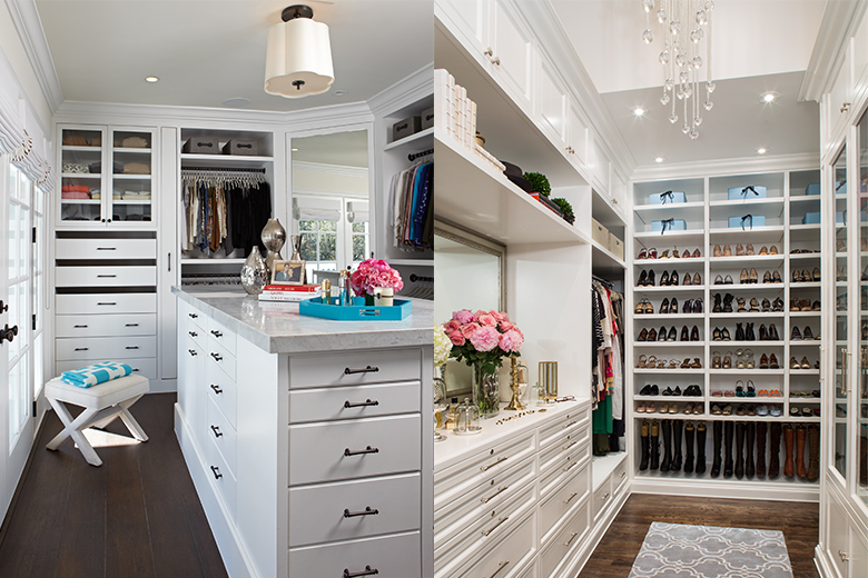 12 Ways To Organise Your Wardrobe with Lisa Adams | LuxDeco.com Style Guide