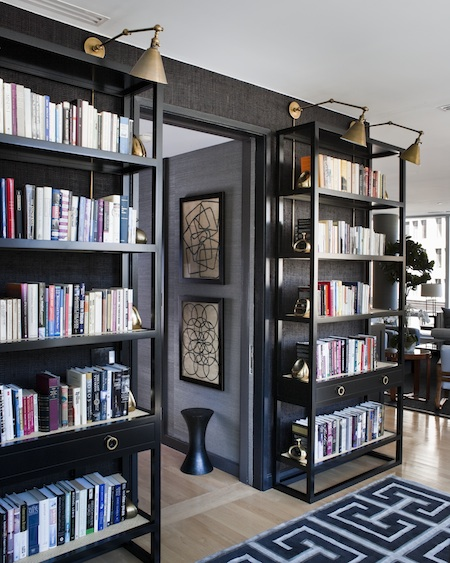 How to Style With Books – Interior Design Ideas –  LuxDeco.com