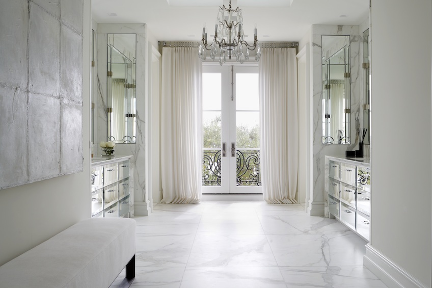 10 White Interior Design Ideas | Decorating with White | LuxDeco.com Style Guide