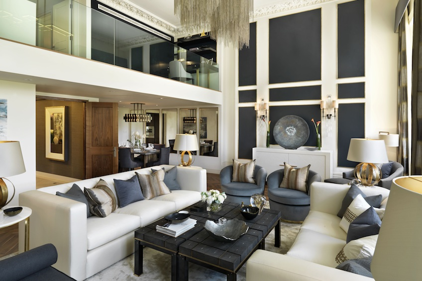 Metallic Decor Ideas - How to Mix Metals –Katharine Pooley - LuxDeco Style Guide
