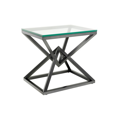Connor Side Table - Bronze