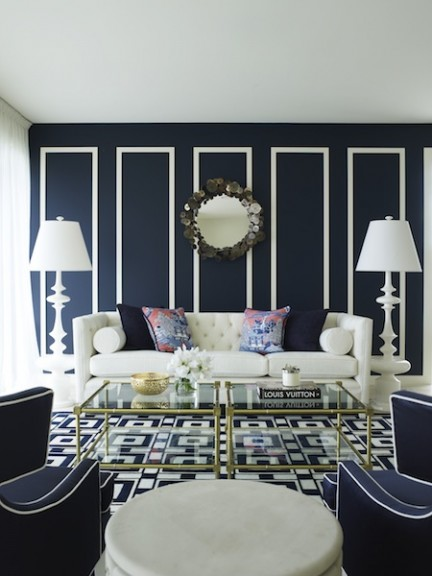 Metallic Decor Ideas - How to Mix Metals –greg Natale - LuxDeco Style Guide