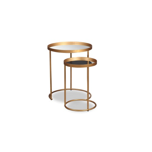 Song Side Tables - Set of Two