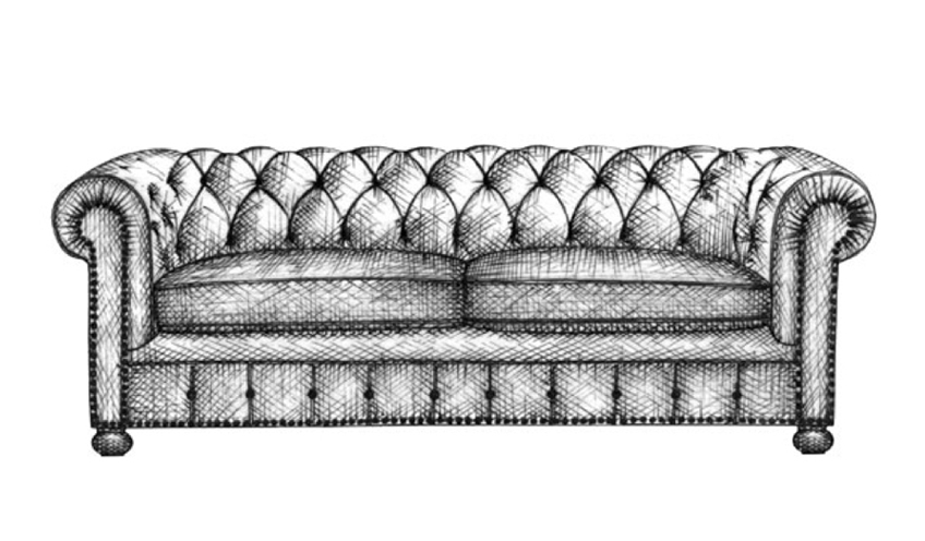 Chesterfield Sofa | Guide to Luxury Sofas | Luxury Sofa Design Styles | LuxDeco.com Style Guide