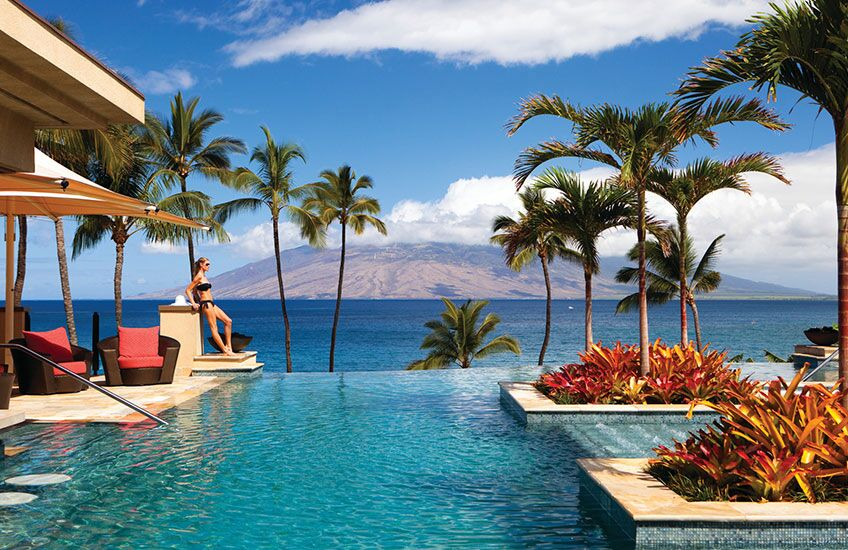 Four Seasons Resort Maui | Luxury Hawaiian Hotel Interiors | LuxDeco Style Guide