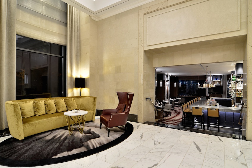 Loews Regency Hotel Interior Design, New York Interiors | LuxDeco.com