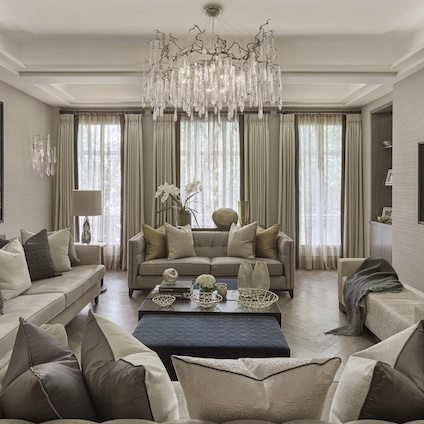 8 Rooms Transformed Using Statement Chandeliers | LuxDeco.com Style Guide