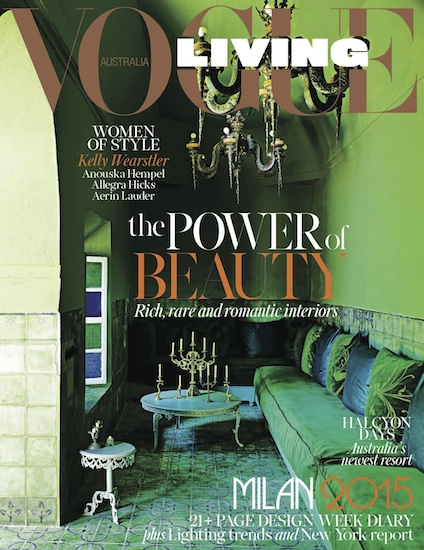 Q&A with Neale Whitaker | Vogue Living Editor Australia | LuxDeco.com Style Guide