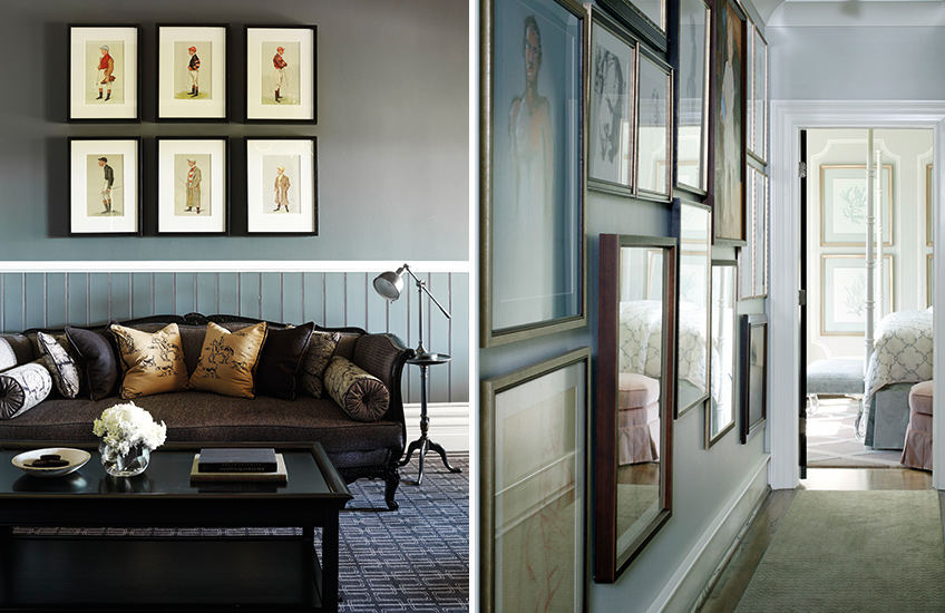 wall-art-ideas-how-to-create-a-gallery-wall-greg-natale-tobi-fairley - LuxDeco Style Guide