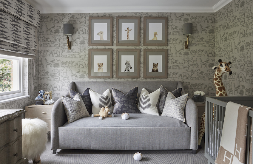 Wall Art Ideas: How to create a gallery wall – Sophie Paterson - LuxDeco Style Guide