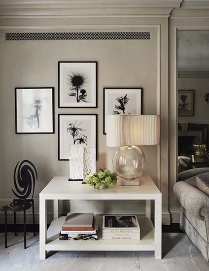 wall-art-ideas-how-to-create-a-gallery-wall-sandra-nunnerley - LuxDeco Style Guide