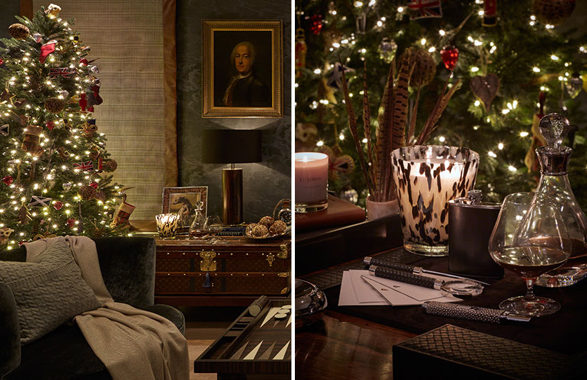 Christmas Decorating Ideas: What's Your Festive Style? - Heritage Holidays - LuxDeco Style Guide