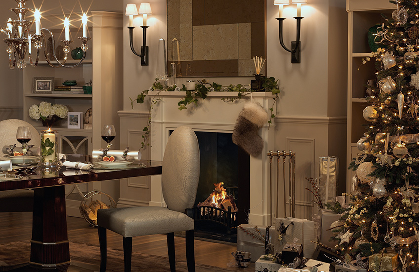 Christmas Decorating Ideas: What's Your Festive Style? Elegant Christmas - LuxDeco Style Guide
