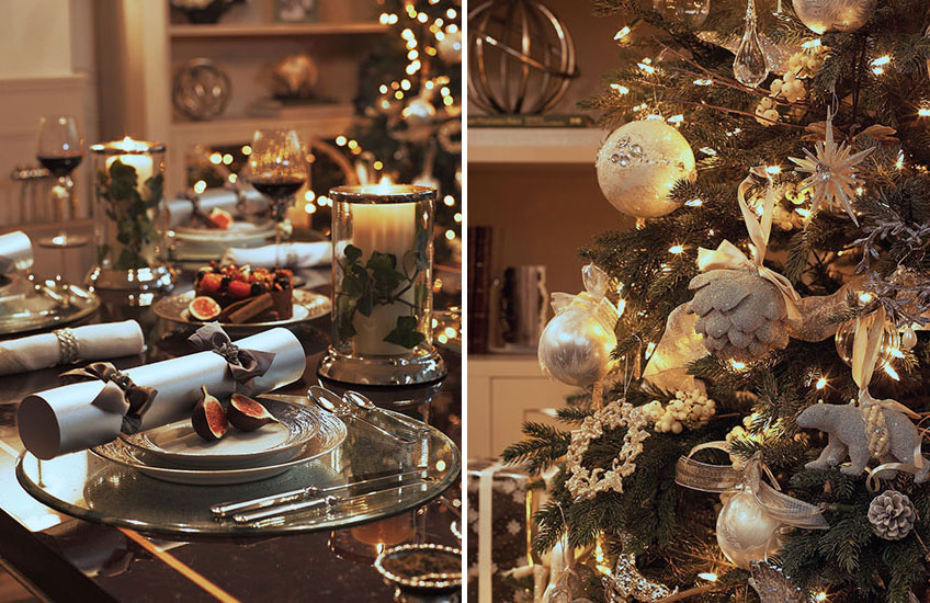 Christmas Decorating Ideas: What's Your Festive Style? - Elegant Christmas - LuxDeco Style Guide