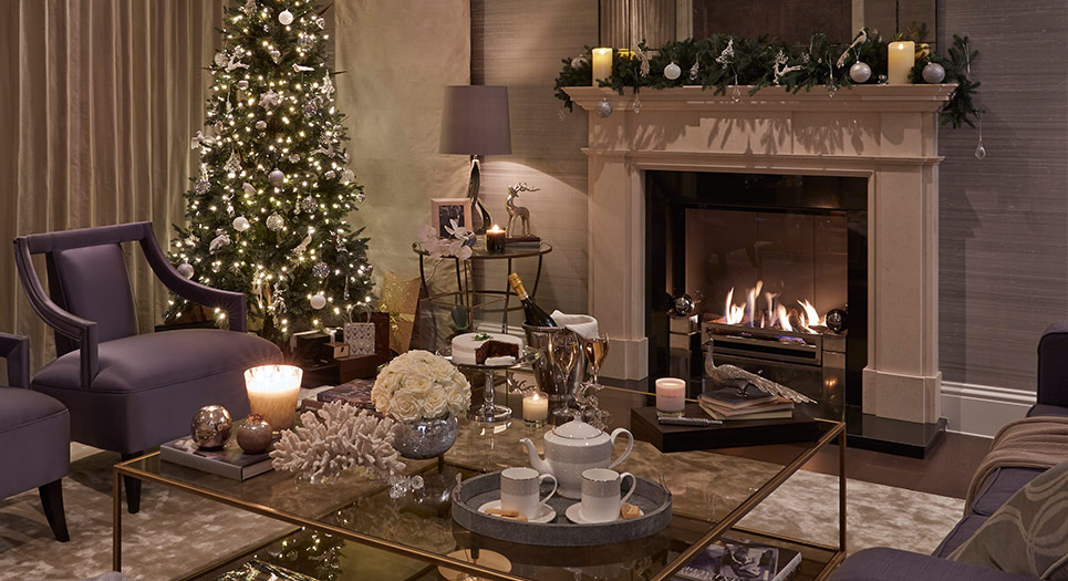 Christmas Decorating Ideas: What's Your Festive Style? - Winter Wonderland - LuxDeco Style Guide