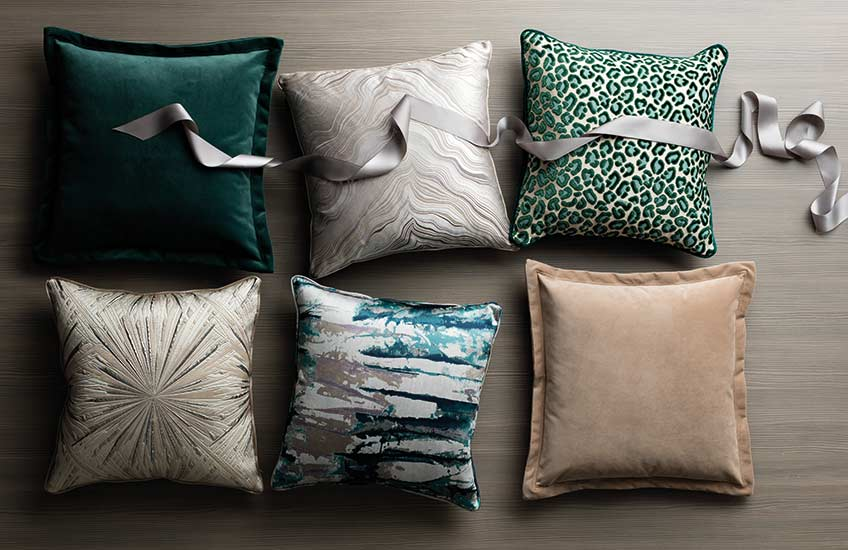5 Reasons to Use Velvet Cushions In Your Home Interior | LuxDeco.com Style Guide
