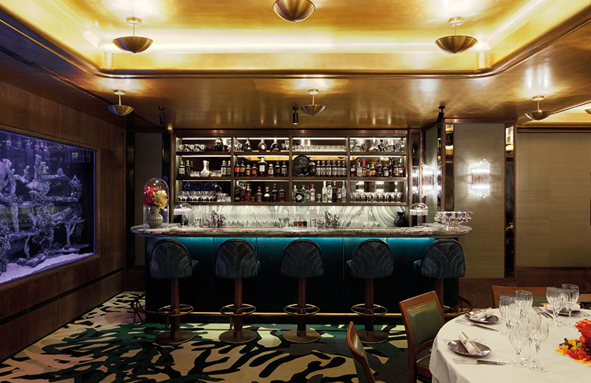 Sexy Fish – Coral Reef Room - London's Newest Luxury Restaurant Hot Spot - LuxDeco Style Guide