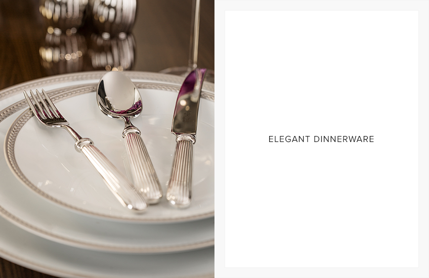Luxury Dining Table Dressing & Styling Ideas | Dinner Service | LuxDeco.com Style Guide