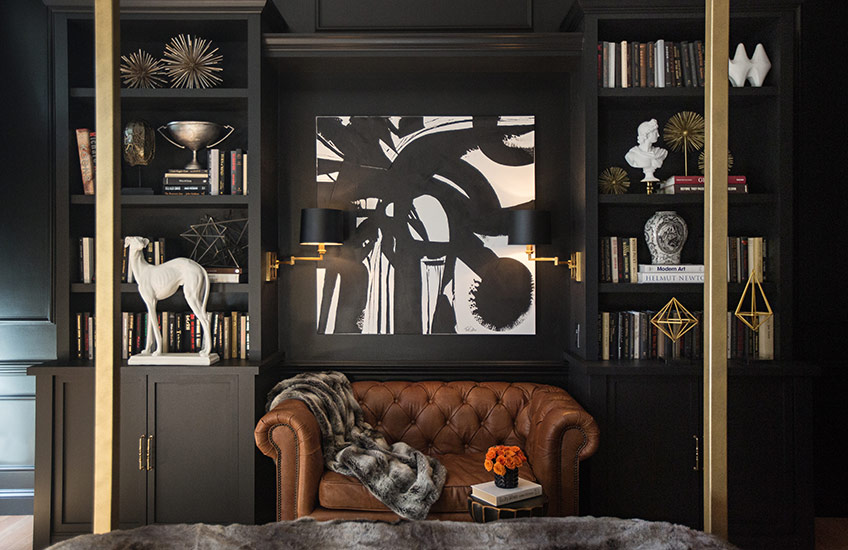Luxury Black and Gold Interior Design Styles - LuxDeco Style Guide