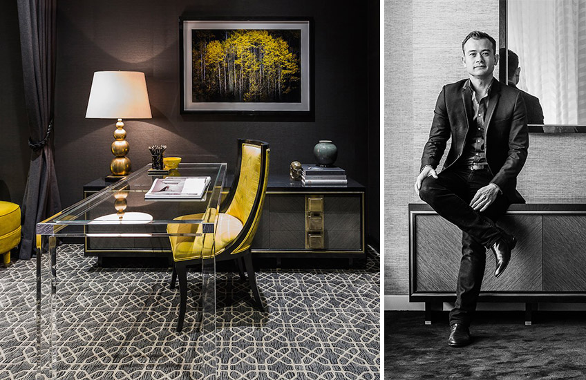 Interior Design Resolutions for 2016   Brendan Wong New Years Resolutions   LuxDeco.com Style Guide