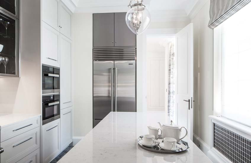 Project Pearl: Belgravia Apartment Interiors | 1508 London | LuxDeco.com Style Guide