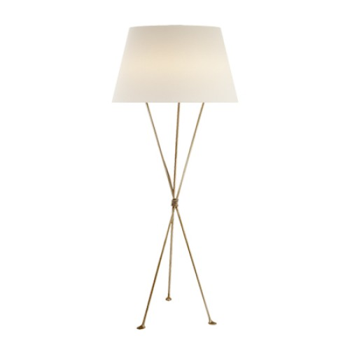 Lebon Floor Lamp in Gild