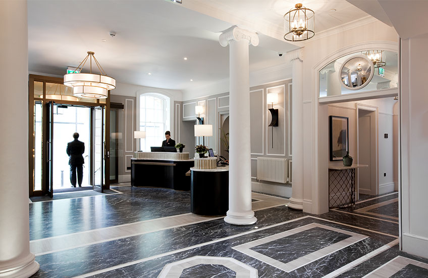 Hospitality Interiors: The Gainsborough Bath Spa Hotel | Luxdeco.com Style Guide