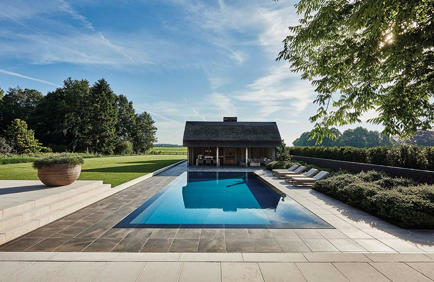 10 Luxury Swimming Pool Design Ideas & Inspiration | LuxDeco.com Style Guide