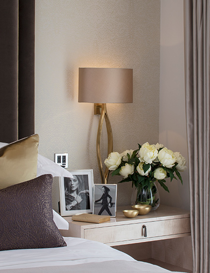 How To Style A Bedside Table - Styling Bedside Tables - Think personal and practical