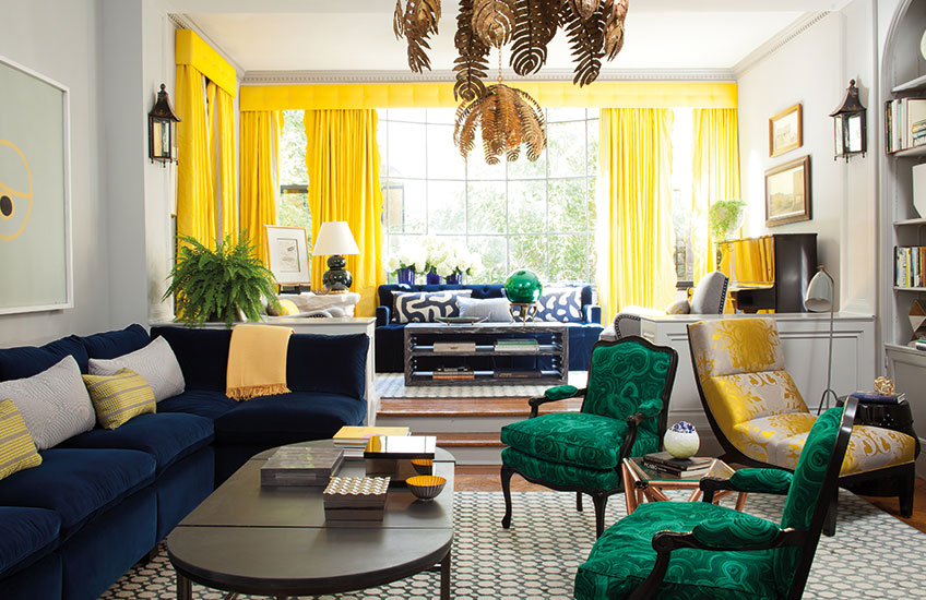 12 Living Room Colour Schemes & Combination Ideas