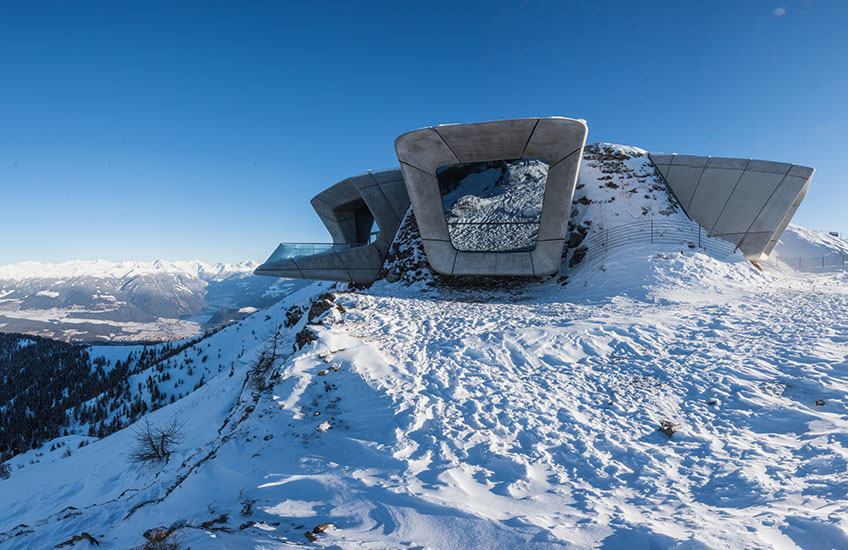 Remembering Zaha Hadid – Messner Mountain Museum – Iraqi-British Architect - LuxDeco Style Guide