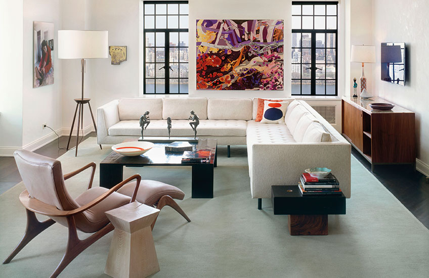 Q and A with Deborah Berke, interior designer of 432 Park Avenue - LuxDeco Style Guide