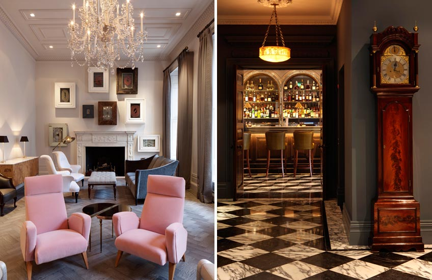 Inside The Arts Club at 40 Dover Street, London | London's Hottest Provate Members Club - LuxDeco.com Style Guide