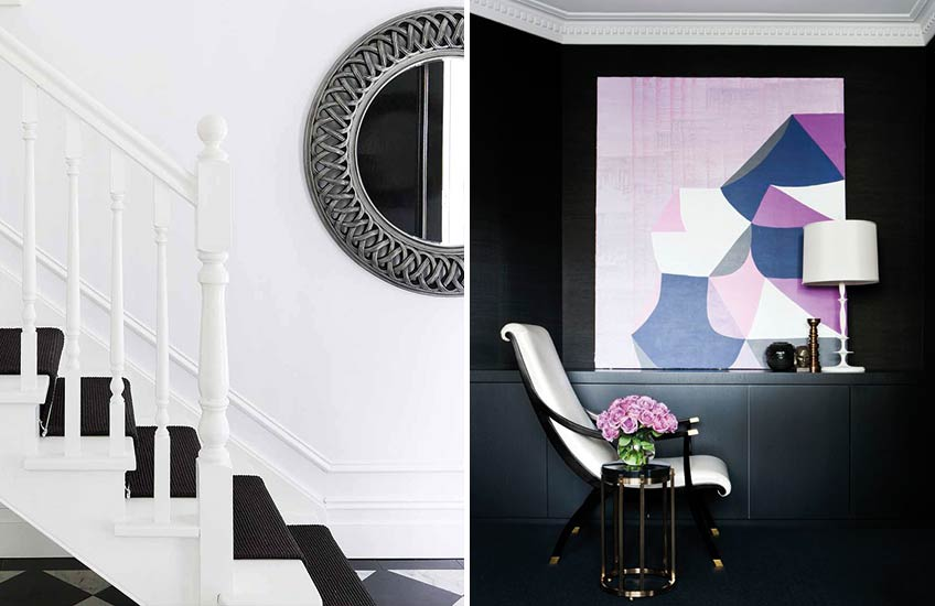 The Best of Black and White Interiors – Greg Natale/Brendan Wong – LuxDeco.com Style Guide