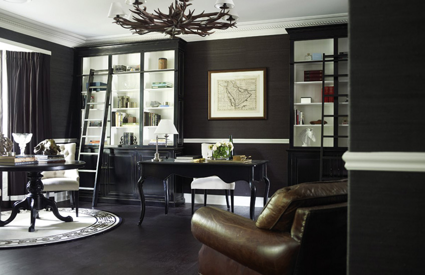 The Best of Black and White Interiors – Greg Natale – LuxDeco.com Style Guide