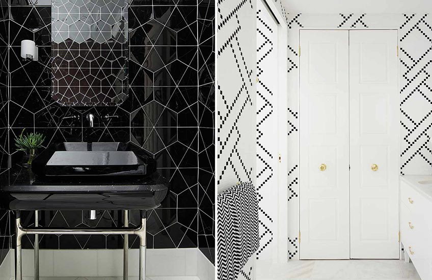 The Best of Black and White Interiors – LuxDeco.com Style Guide