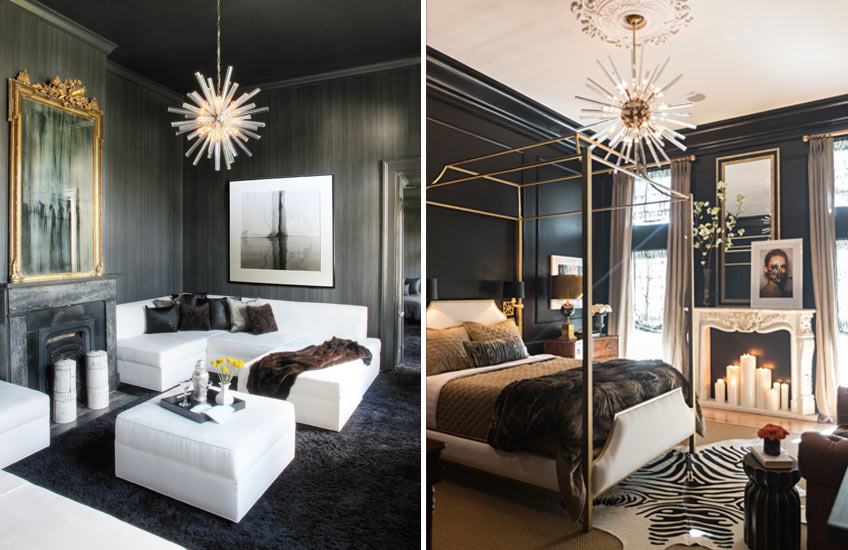 Sputnik and Urchin Lights – Lee Ledbetter Jessie D. Miller – LuxDeco.com Style Guide