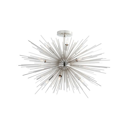 Zanadoo Pendant - Polished Nickel