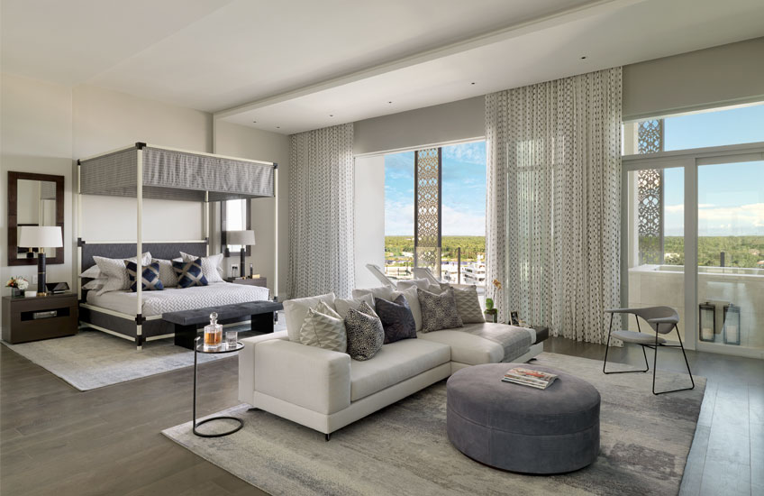Modern Design Island Style Bahamas Property Renovation | Finchatton Interior Design | LuxDeco.com Style Guide